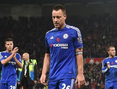 Tanpa Mourinho pun Chelsea Tetap Kalah