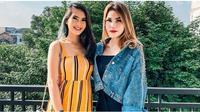 DJ Katty Butterfly dan Soraya Rasyid (Sumber: Instagram/dj_kattybutterfly36)