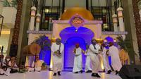 Di bulan Ramadan ini, sejumlah pengelola pusat perbelanjaan mulai menghadirkan hiburan-hiburan yang manarik pengunjungnya.