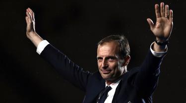 Perjalanan Sukses Massimiliano Allegri Bersama Juventus