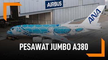 Deretan Pesawat Jumbo Jet A380 yang Tersisa di Dunia