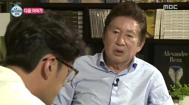 Kim Yong Gun dalam I Live Alone. (Tangkapan layar Youtube MBC Entertainment)