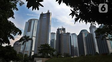 FOTO: IMF Pangkas Proyeksi Pertumbuhan Ekonomi Indonesia
