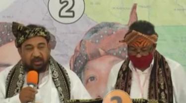 MK diskualifikasi pasangan calon bupati dan wakil bupati Sabu Raijua, nomor urut 2, Orient Patriot Riwu Kore dan Thobias Uly. (Foto Istmewah)
