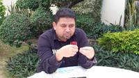 CEO PSM Makassar, Munafri. (Bola.com/Abdi Satria)