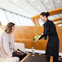 Qantas dinobatkan sebagai maskapai dengan kualitas wine terbaik di dunia (Foto: Qantas)