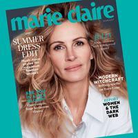 Marie Claire akan beralih ke digital sepenuhnya dan menghentikan produksi cetak majalah (Foto: instagam/marieclaireuk)