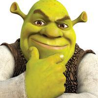 Siapa yang mau bermain bersama Shrek?