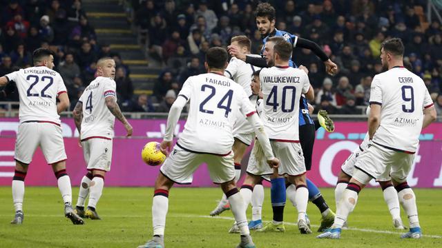 Inter Milan Hajar Cagliari 4-1, Lukaku 2 Gol