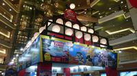 Berikut keseruan menjelajah destinasi wisata kekinian di Jepang yang bisa Anda dapatkan di CJTF 2018. (Foto: Liputan6.com/ meita fajriana)