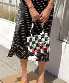 Susan Alexandra's Beaded Bag - Photo: gettyimages