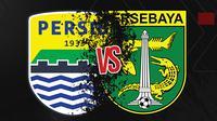 Piala Menpora: Persib Bandung vs Persebaya Surabaya. (Bola.com/Dody Iryawan)