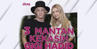 Siapa saja mantan pacar Gigi Hadid sebelum punya anak Bersama Zayn Malik? Yuk, cek video di atas!