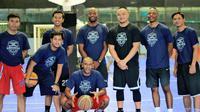 Kids Basketball Summer Camp mengusung misi mulai dalam membina pebasket muda Indonesia. (Bola.com/Andhika Putra)