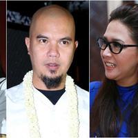 Mulan Jameela - Ahmad Dhani - Maia Estianty (via Bintang.com)