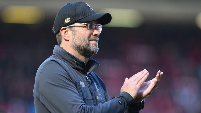 FOTO: Meski Menang Liverpool Tetap Gagal Juara Premier League
