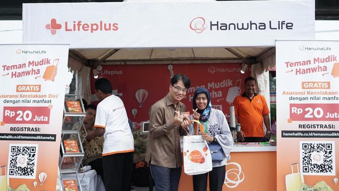 AGRS Gandeng Bank IBK, Hanwha Life Indonesia Incar Premi Rp 36 Miliar - Bisnis Liputan6.com