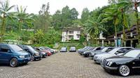 Mercedes-Benz Car Community (MBCC)  menggelar acara di Puncak, Ciawi, Bogor. (Dok MBCC)