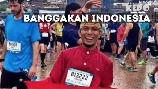 Ada banyak cara untuk memperkenalkan nama Indonesia di dunia luar, salah satunya seperti apa yang dilakukan oleh orang-orang ini.