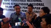 Deputi I BSSN, Irjen Pol Dharma Pongkerun (Fauzan/Liputan6.com)