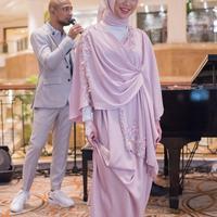 Lebaran 2018, deretan seleb ini putuskan untuk tampil modest dengan berhijab. (Sumber foto: chafrederica/instagram)