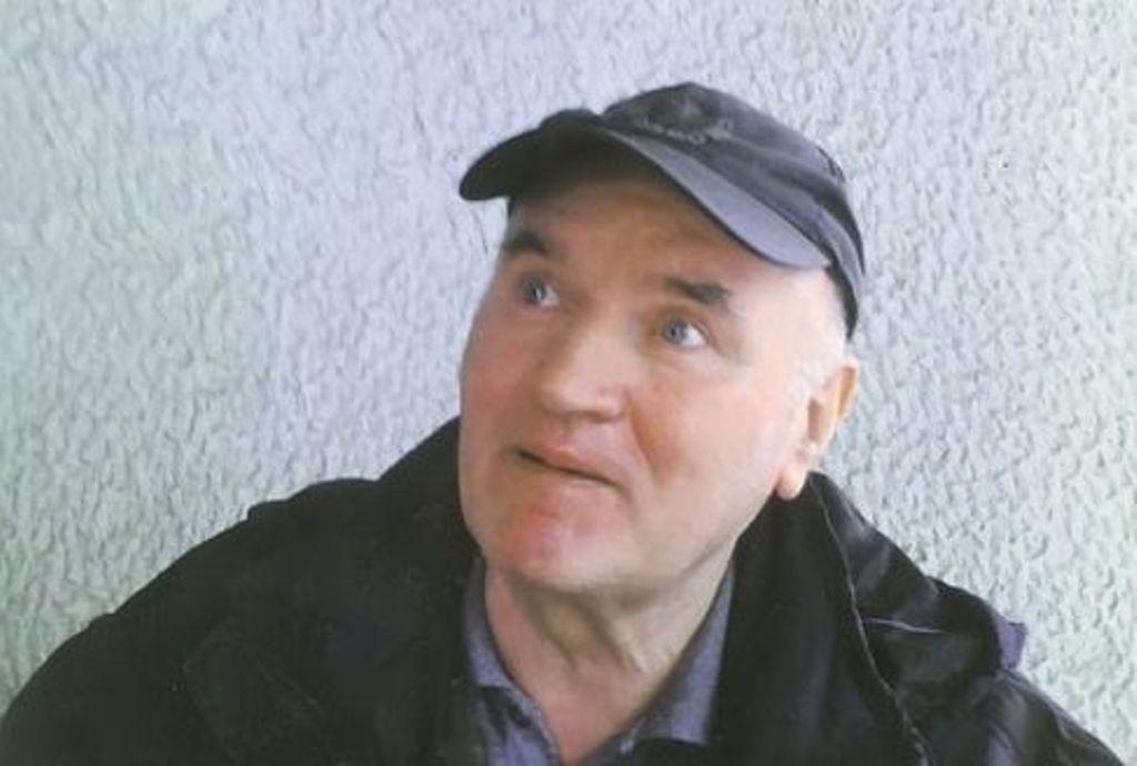 Ratko Mladik Komandan Serbia
