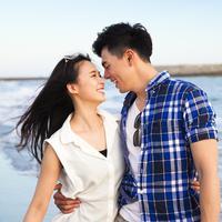 ilustrasi pasangan cinta/copyright by Tom Wang (Shutterstock)