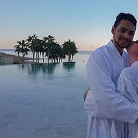 Pasangan ini memang sempat menikah pada 17 Oktober 2013, akan tetapi tiba-tiba Asmirandah membatalkan pernikahan tersebut. (foto: instagram.com/asmirandah89)
