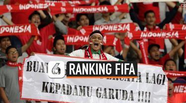 Timnas Indonesia bersiap menyambut konsekuensi dari performa buruk pada kualifikasi Piala Dunia 2022. Yang paling terlihat adalah penurunan peringkat FIFA.