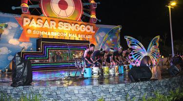 Pasar Senggol Mal Summarecon bekasi