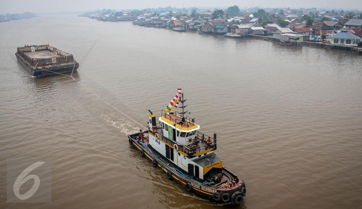 Setelah Belitung, Mensos Promosikan Sungai Kapuas di Akun Instagramnya