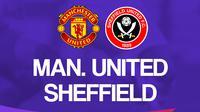 Premier League - Manchester United Vs Sheffield United (Bola.com/Adreanus Titus)
