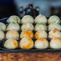 ilustrasi resep takoyaki/copyright Rawpixel
