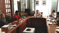 Kunjungan kerja ke Ceko terkait pengembangan PMI.