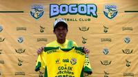 Pemain terbaik Liga 2 2018, Ichsan Pratama, bergabung bersama klub promosi Liga 2, Bogor FC. (Istimewa)