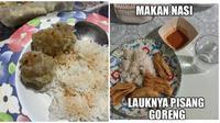 Makanan nyeleneh campur nasi (Sumber: Twitter/terhongseok/1cak.com)