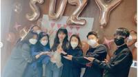 Alasan Dekorasi Perayaan Ulang Tahun Bae Suzy Dikaitkan dengan Lee Min Ho. (dok.Instagram @skuulzsky/https://www.instagram.com/p/CGKHZIfB0tx/Henry)