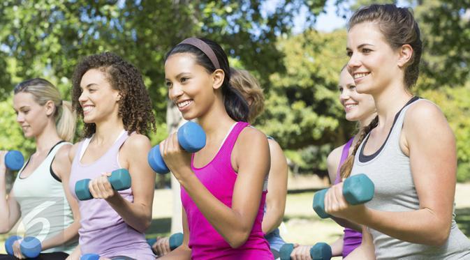 Hindari melakukan enam hal berikut setelah berolahraga untuk mendapatkan tubuh yang semakin sehat. (Foto: iStockphoto)