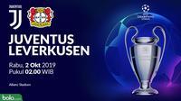Liga Champions - Juventus Vs Bayern Leverkusen (Bola.com/Adreanus Titus)