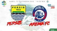 Liga 1 2018 Persib Bandung Vs Arema FC (Bola.com/Adreanus Titus)