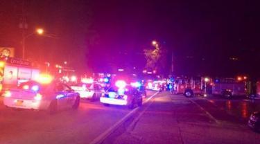 Pria Bersenjata Serang Sebuah Klub Malam di Orlando