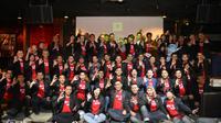 Peluncuran aplikasi Move NOW bertepatan dengan Hari Kebangkitan Nasional (Foto: Dok. Papillon Group)
