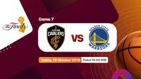 Live Streaming Finals NBA Classic 2016: Cleveleand Cavaliers vs Golden State Warriors Hanya di Vidio. Sumberfoto: Vidio