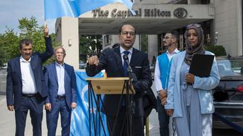 Lokasi Gusuran Masjid Uighur di China Bakal Jadi Hotel, Ini Reaksi Muslim AS