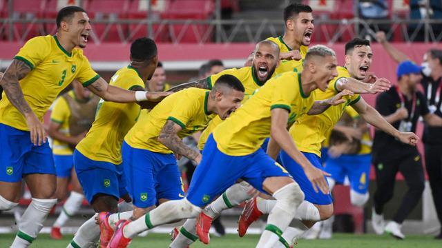 Jadwal Final Sepak Bola Putra di Olimpiade Tokyo 2020 : Brasil Vs Spanyol -  Bola Liputan6.com