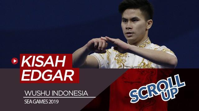 Berita video Scroll Up kali ini salah satunya membahas atlet wushu Indonesia, Edgar Xavier, yang memiliki kisah inspirasi di SEA Games 2019 pada Selasa (3/12/2019).
