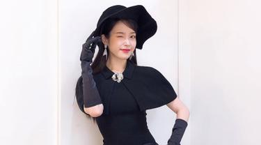 Cantiknya IU, Pemeran Utama Drama Hotel Del Luna