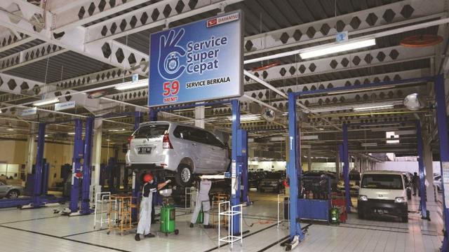 Empat Tips Jitu Agar Biaya Servis Mobil Lebih Murah