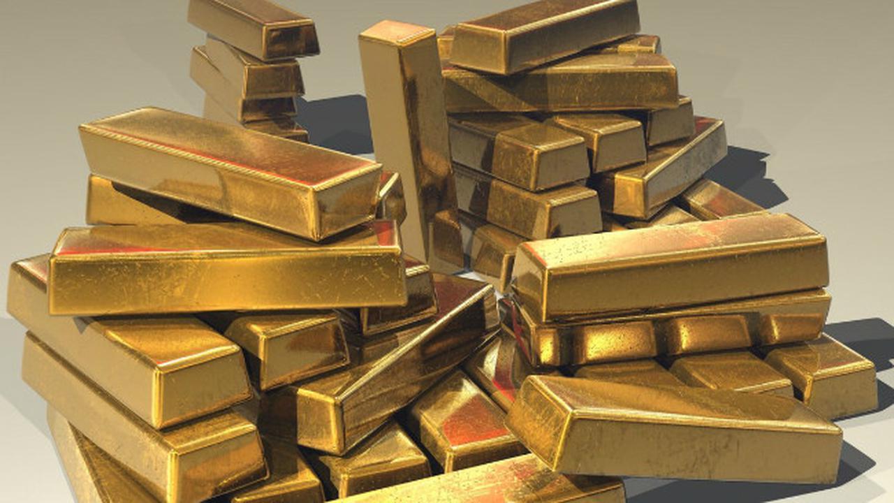 Harga Emas Turun di Tengah Harapan Penurunan Suku Bunga The Fed