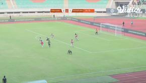 Laga lanjutan Shopee Liga 1, Tira Persikabo vs Persipura Jayapura  berakhir dengan skor 2-1. #ShopeeLiga1